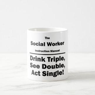 Mug assistant social