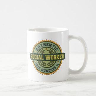 Mug Assistant social authentique