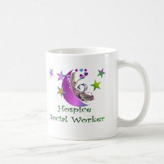 Mug Assistant social d'hospice