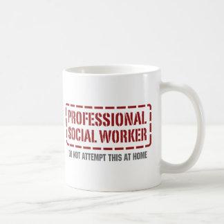 Mug Assistant social professionnel