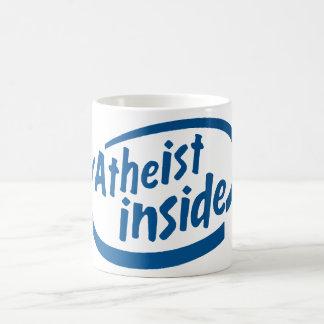 Mug Athée à l'intérieur