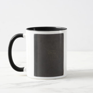 Mug Atlas de l'état du Maine