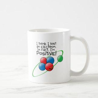 Mug Atome positif
