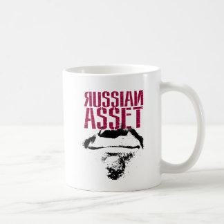 Mug Atout de traître : Comme des capitaux russes ;