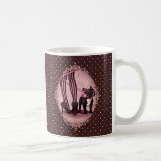 Mug Attachée à mon Bouledogue Français