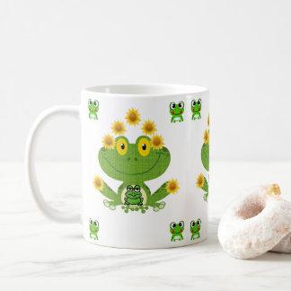 Mug attaque des grenouilles