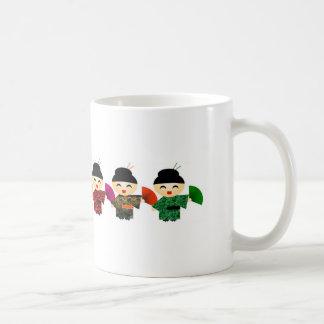 Mug Attaque des poupées de geisha