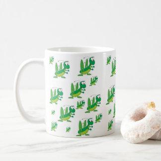 Mug attaque des sauterelles