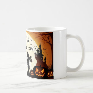 Mug Attaque Halloween