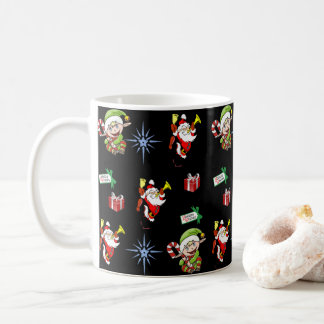 Mug attaque Noël