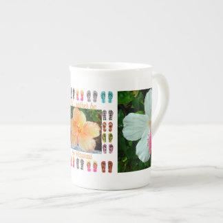Mug Attaquez, 15oz la porcelaine tendre, tapisserie