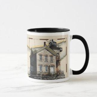 Mug Attaquez avec les phares 1, Hudson-Athènes et le
