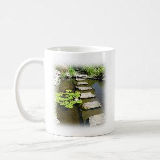 Mug Attaquez avec un chemin et un vers de bible (le