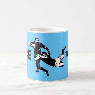 Mug Attirail gentil, rugby