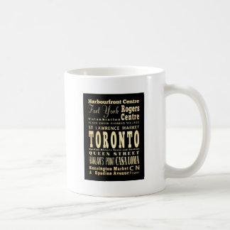 Mug Attractions et endroits célèbres de Toronto,