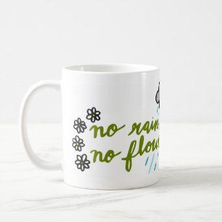 Mug Aucune pluie aucunes fleurs