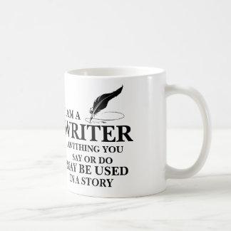 Mug AUTEUR : quelque chose vous say/do pouvez être