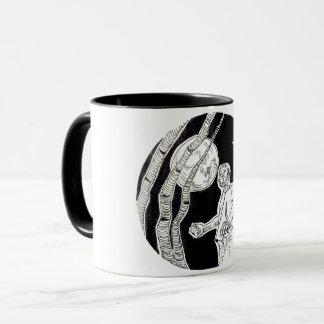 Mug Auto-stoppeur de loup-garou