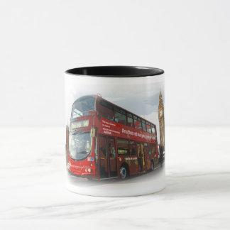 Mug Autobus de double Decker Londres