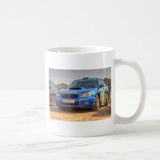 Mug Autocollants de STi SWRT de Subaru Impreza