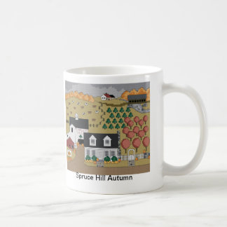 Mug Automne impeccable de colline