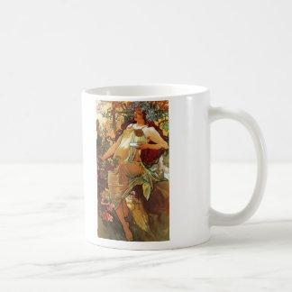 Mug Automne, Mucha