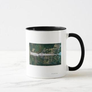 Mug Automnes de Multnomah et pont 2 de pied de Benson