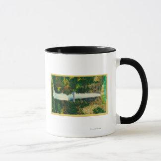 Mug Automnes de Multnomah et pont de pied de Benson