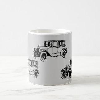 Mug Automobile classique de voiture ancienne