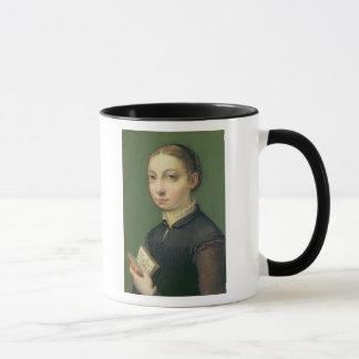 Mug Autoportrait, 1554