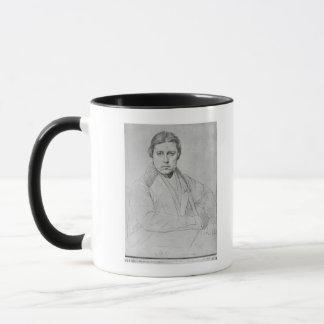 Mug Autoportrait, 1835
