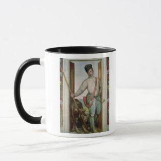 Mug Autoportrait dans le costume de chasse, 1562