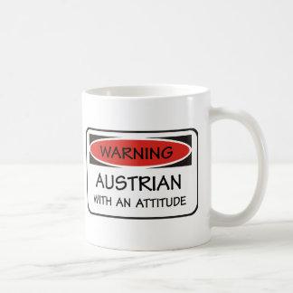 Mug Autrichien d'attitude