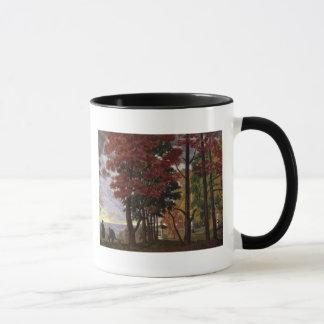 Mug Autumn, 1918