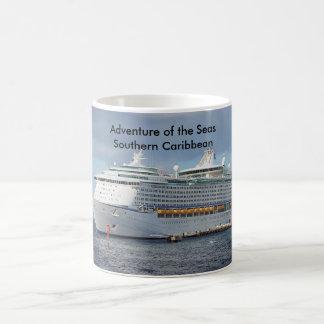 Mug Aventure de la croisière du sud de mers
