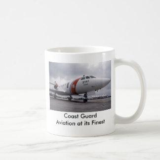 Mug Aviation de la garde côtière   à son plus fin