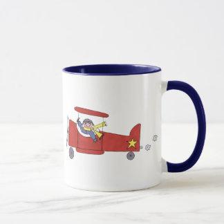 Mug Avion
