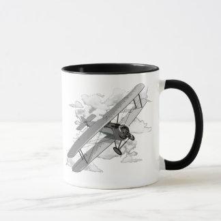Mug Avion vintage