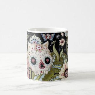 Mug Aviron de Kitty et mite de Luna