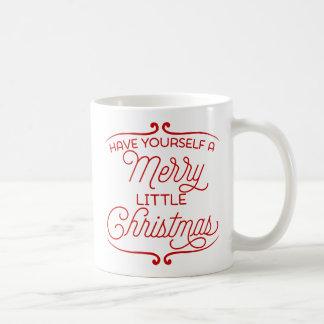 Mug Ayez vous-même un Joyeux petit Noël