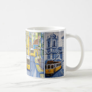 mug azulejos Lisbonne