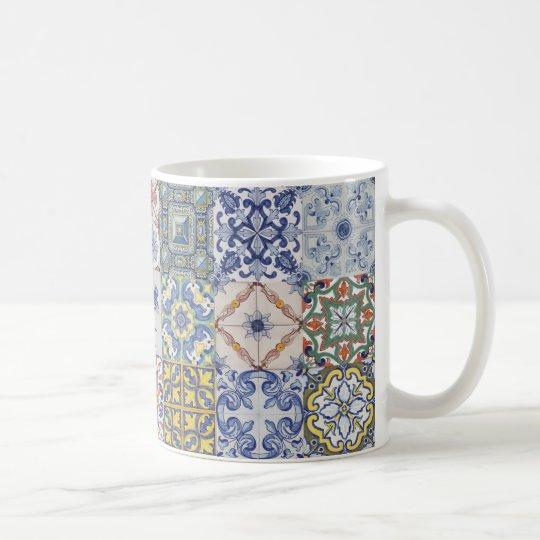 Mug Azulejos patchwork