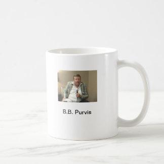 Mug B.B. Purvis