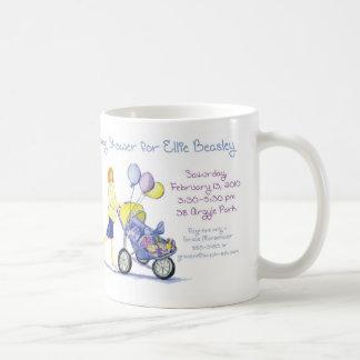 Mug baby shower