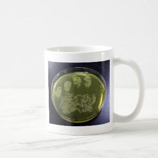Mug Bactéries de boîte de Pétri de main