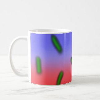 Mug Bactéries thermo vertes