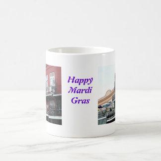 Mug Balcons de fer travaillé de quartier français