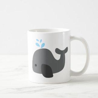Mug Baleine grise