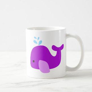 Mug Baleine pourpre