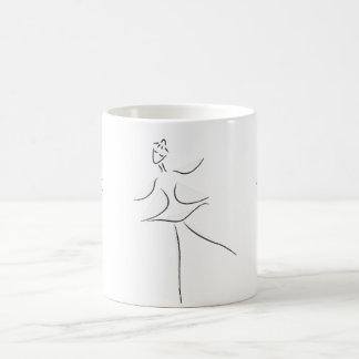 Mug Balerine
